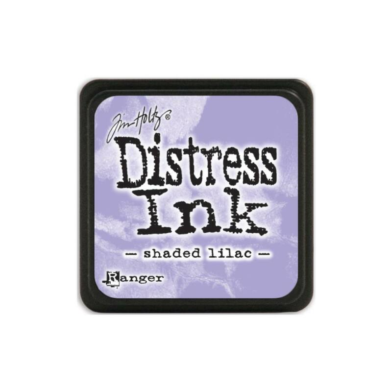 Ranger - Tim Holtz - Mini Distress Ink Pad - Shaded Lilac