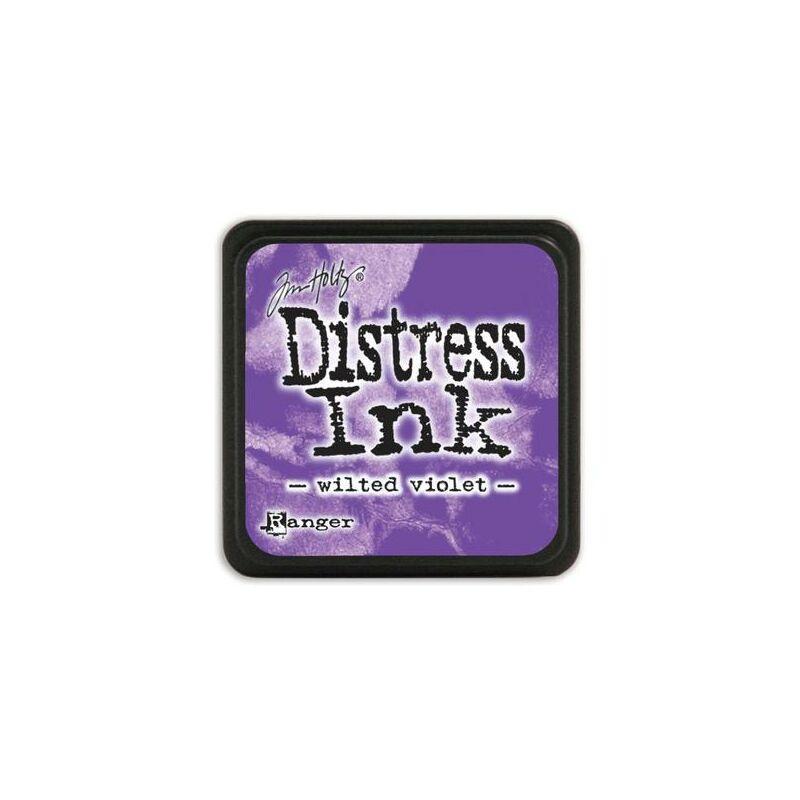 Ranger - Tim Holtz - Mini Distress Ink Pad - Wilted Violet