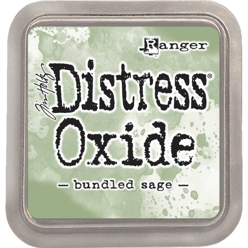 Tim Holtz Distress Oxide Ink Pad - Bundled Sage