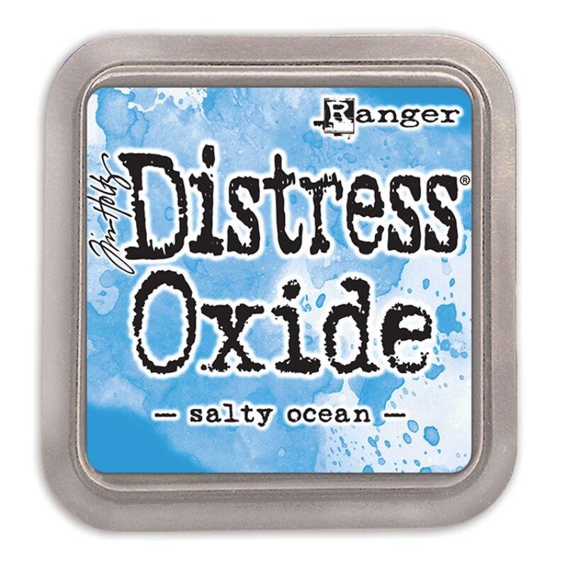 Tim Holtz Distress Oxide Ink Pad - Salty Ocean