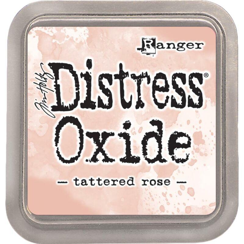 Tim Holtz Distress Oxide Ink Pad - Tattered Rose