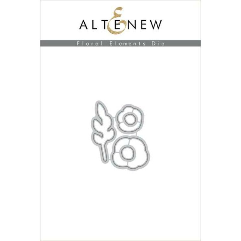 Altenew Floral Elements vágókés
