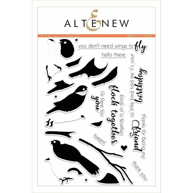Altenew Birds of a Feather Stamp Set
