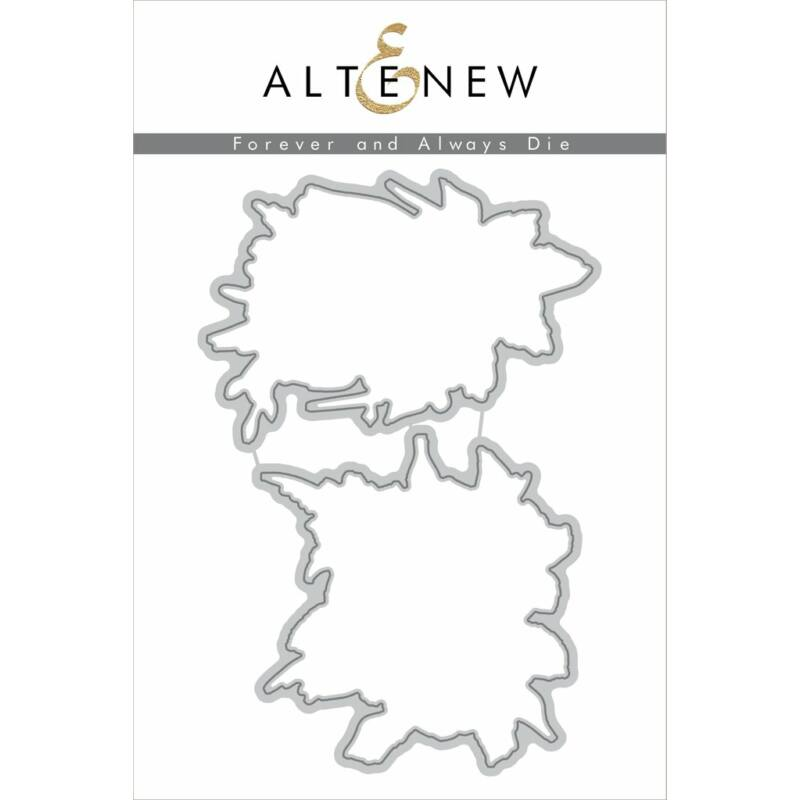 Altenew Forever and Always Die Set