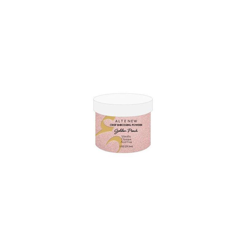 Altenew Crisp Embossing Powder - Golden Peach