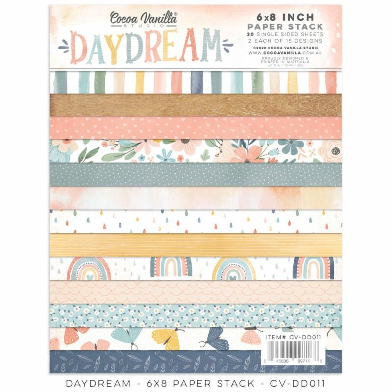 Cocoa Vanilla Studio - Daydream 6x8 Paper Stack