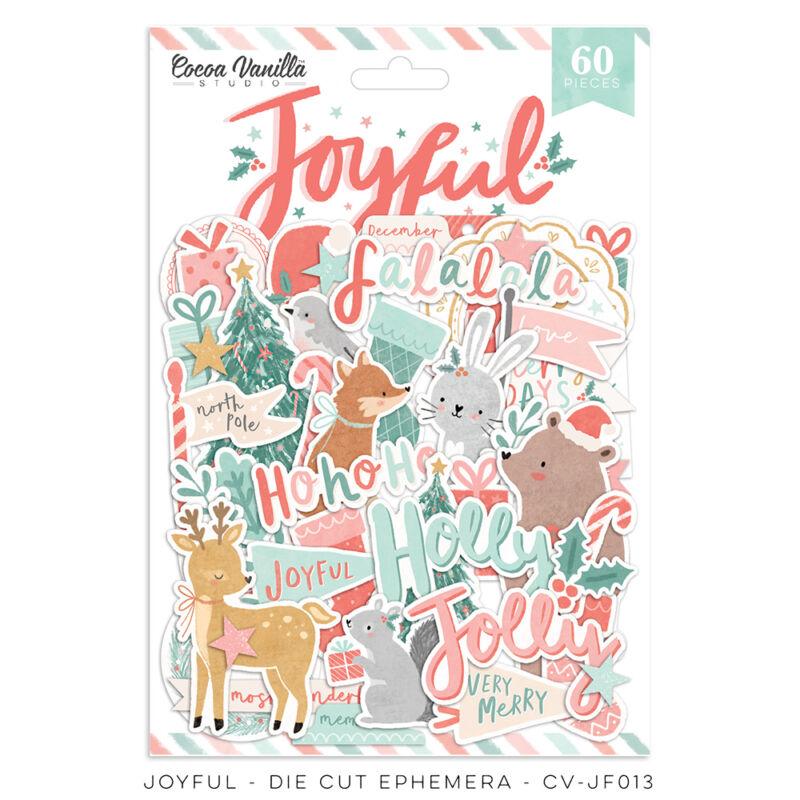 Cocoa Vanilla Studio - Joyful Ephemera