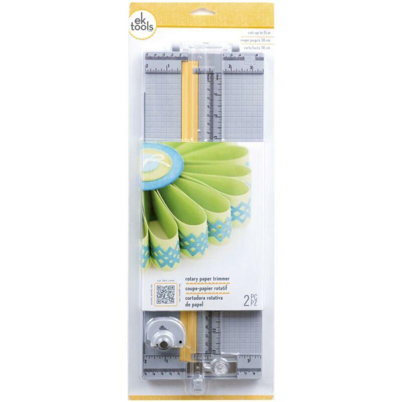 """EK Rotary Paper Trimmer 12"""""""