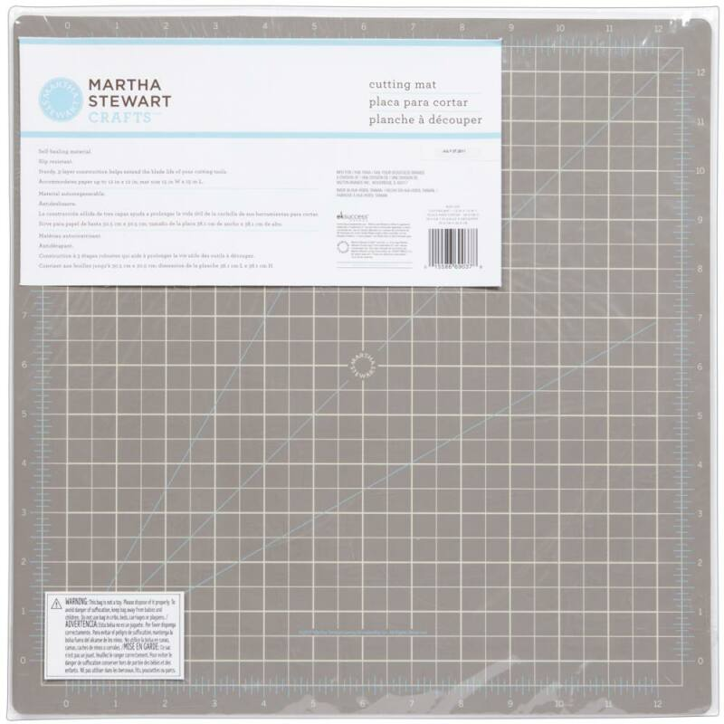 Martha Stewart 30,4 cm x 30,4 cm Cutting Mat
