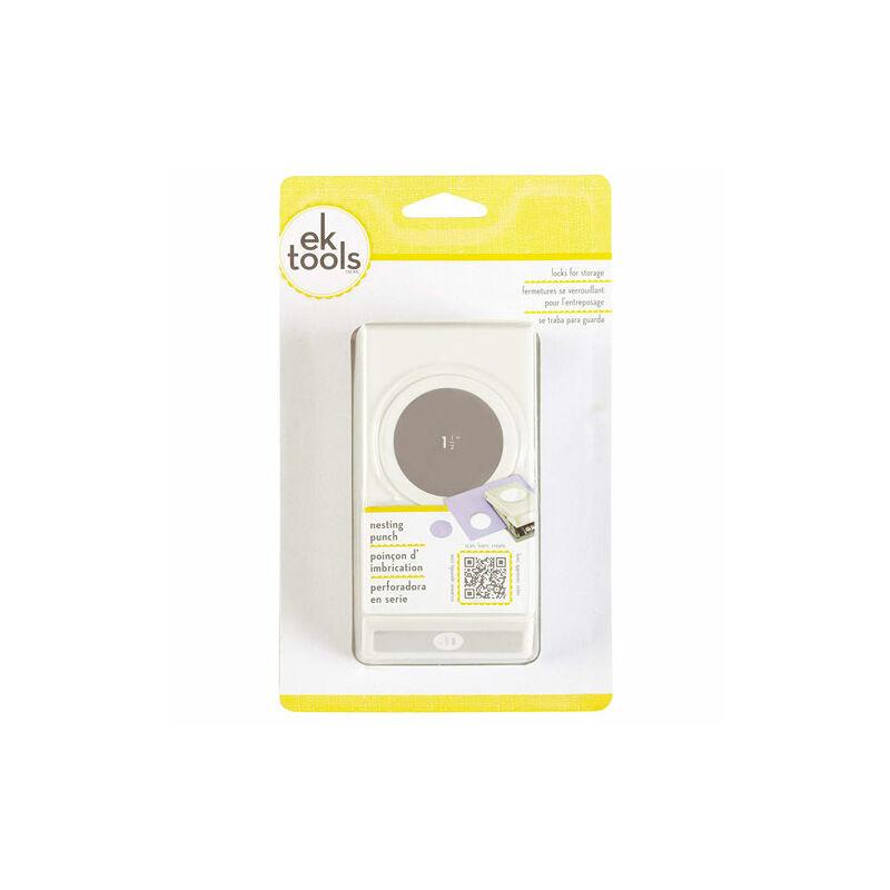 Ek Tools - Nesting Circle Punch - 1.5 inch