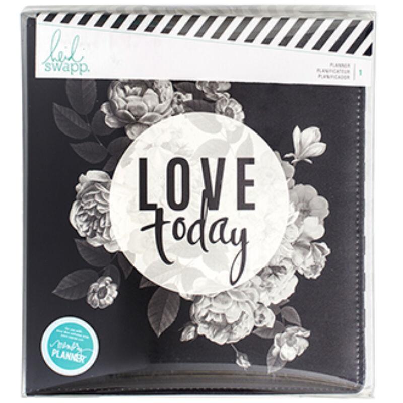 Heidi Swapp - Memory Planner 2017 - Large - Love Today
