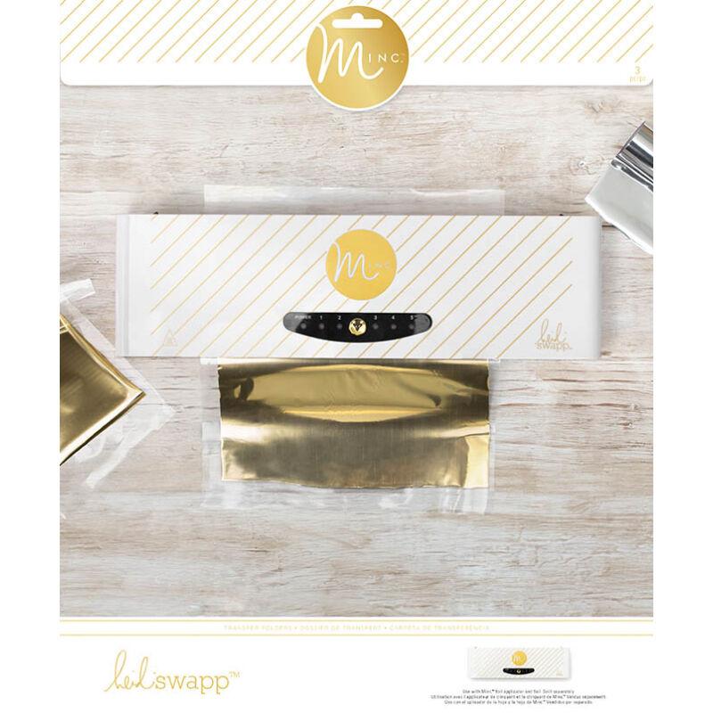 Heidi Swapp - Minc Transfer Folders (3 pieces)