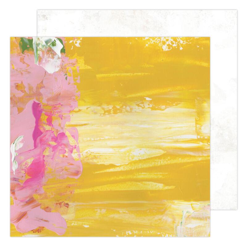 Heidi Swapp - Art Walk 12x12 papír - Terrace