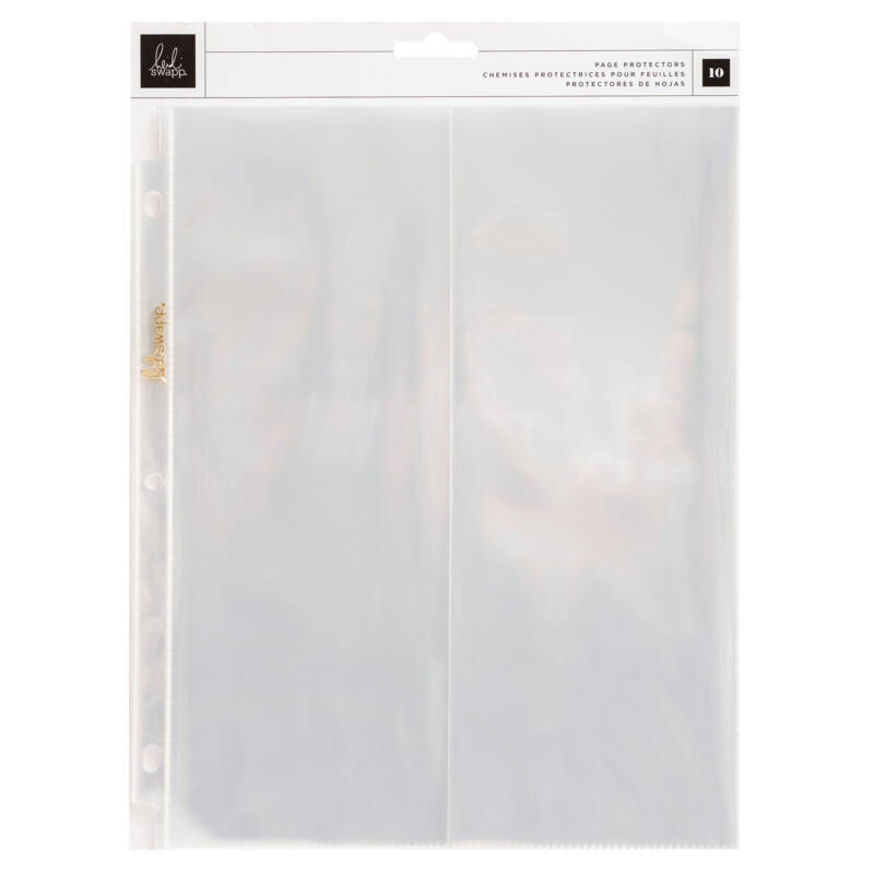 Heidi Swapp - Storyline Chapters Panorama Page Protectors (10 Piece)