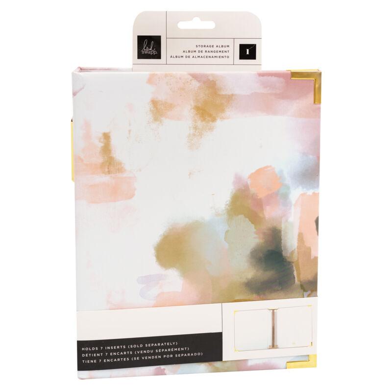 Heidi Swapp - Storyline Chapters 8x10 Album - Desert