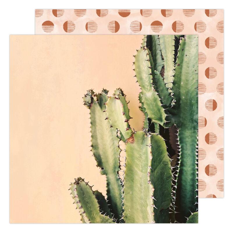 Heidi Swapp - CareFree 12x12 Paper - Sedona