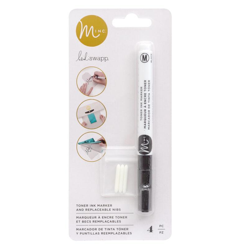 Heidi Swapp - Minc toner tinta toll és póthegyek (4 db)