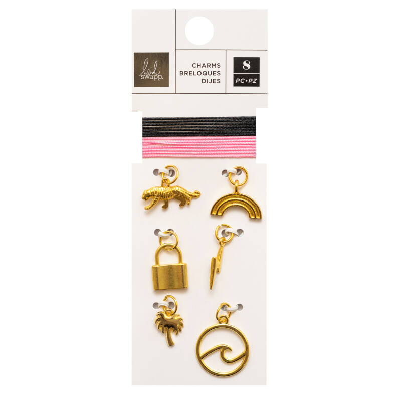 Heidi Swapp - Old School Charms (8 Piece)