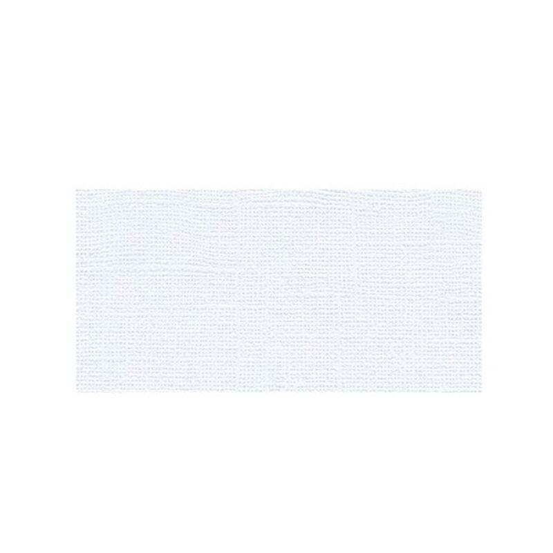 My Colors Canvas 80lb 12x12 Cardstock - Snowbound