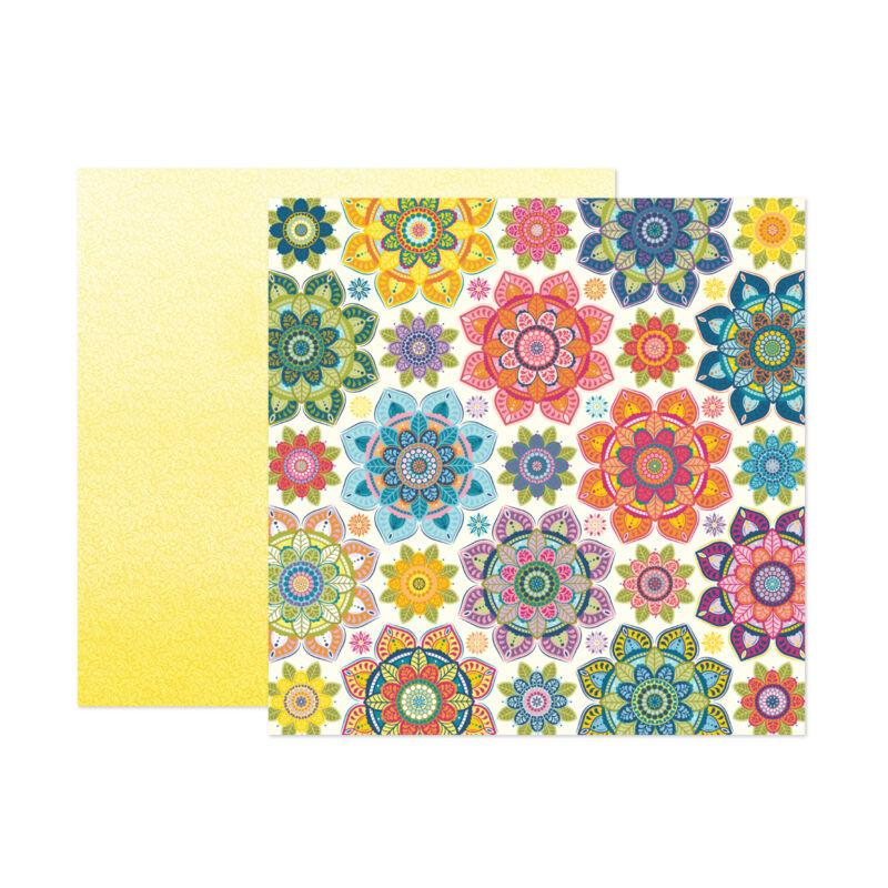 American Crafts - Paige Evans - Wonders 12x12 Paper 1