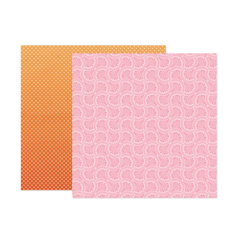 American Crafts - Paige Evans - Wonders 12x12 Paper 5