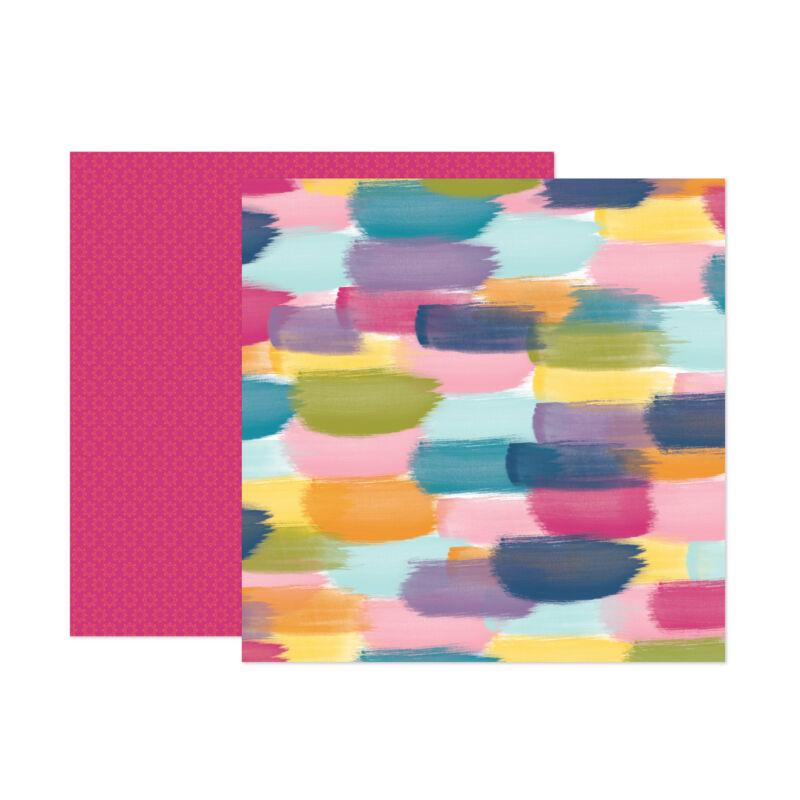American Crafts - Paige Evans - Wonders 12x12 Paper 13