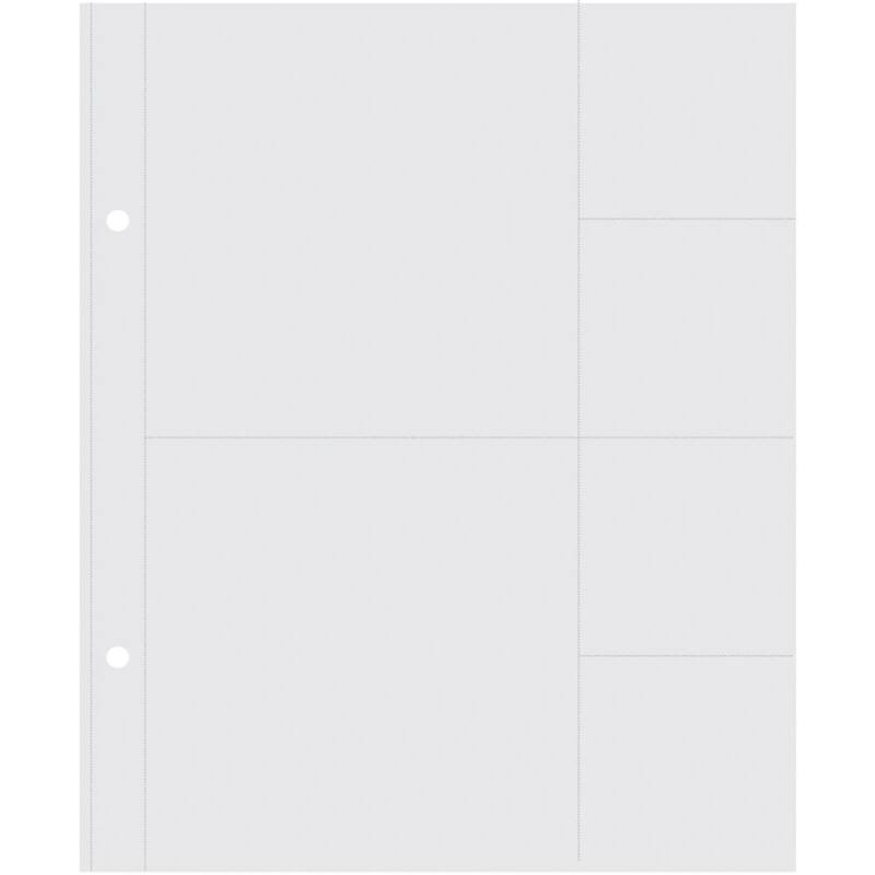 Simple Stories - SNAP 6 x 8 lapvédő - Insta 4x4 és 2x2