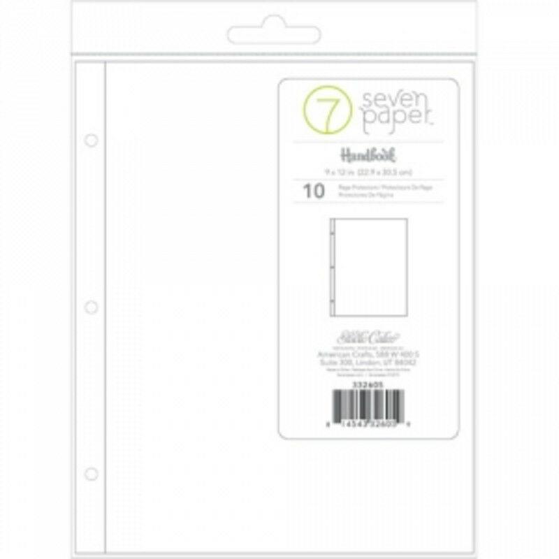 Studio Calico 7Paper Handbooks 9x12 Photo Pockets