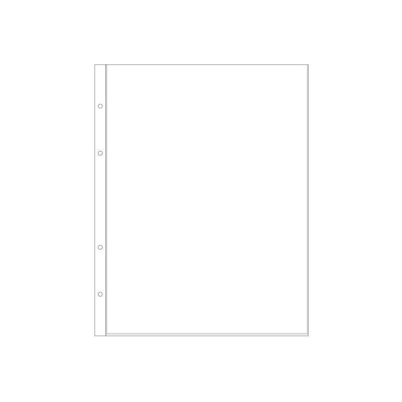 Studio Calico - 9x12 Page Protector 1B (10 Pieces)