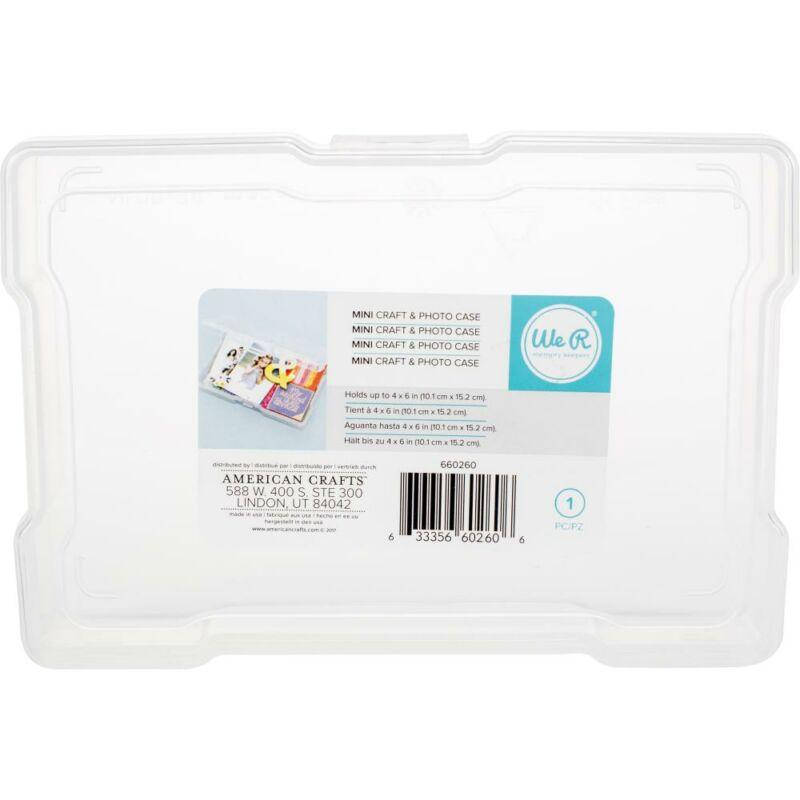 We R Memory Keepers - 4x6 fotó tároló doboz