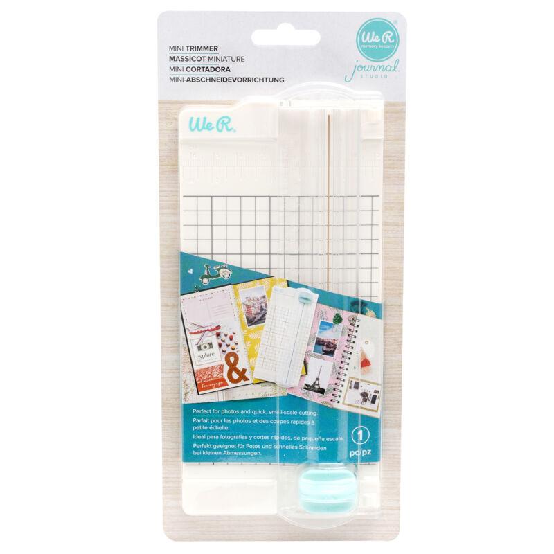 We R Memory Keepers - Journal Studio Mini Paper Trimmer