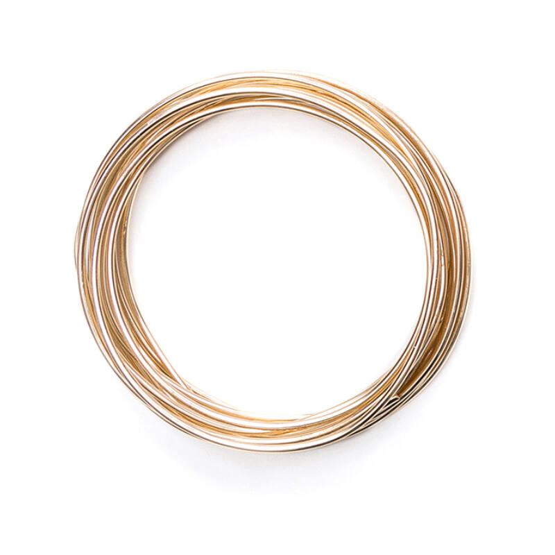 We R Memory Keepers Happy Jig Color Wire 5.5m - Gold